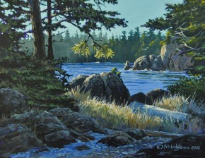 Ucluelet: Terrace Beach