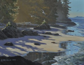 Second Tonquin Beach