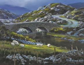 Stone Bridge: Donegal, Ireland