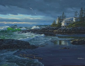 Wickaninnish Inn: Storm Season