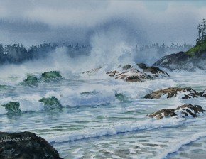 Rosie Bay: January Storm