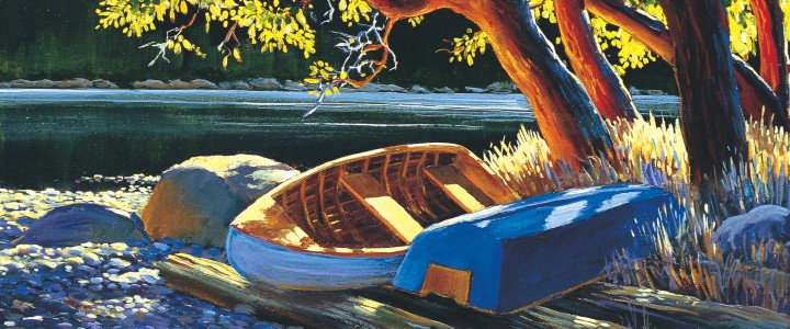 Arbutus Afternoon - Prints & Art Cards - Artwork Reproductions - Giclees, Paper Prints, Prints and Gift Store