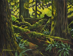 Cathedral Grove ll