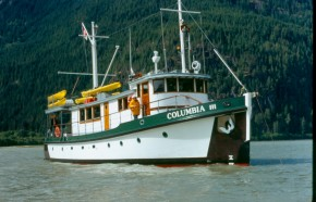 WORKSHOP - Great Bear Rainforest on the Columbia III (Acrylics)