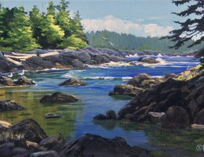Ucluelet: Beyond Black Rock