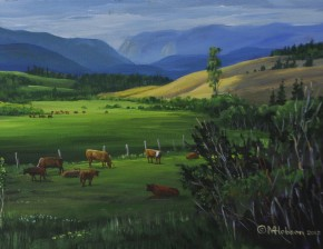 Hat Creek Valley: 88 Ranch