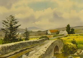 Bridge Near Glenties: Donegal, Ireland