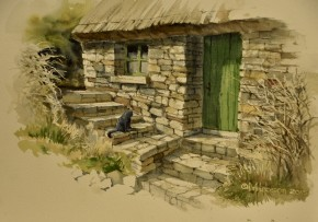 Cottage in Falmore: Donegal, Ireland