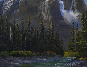 Mt Steven: Yoho National Park