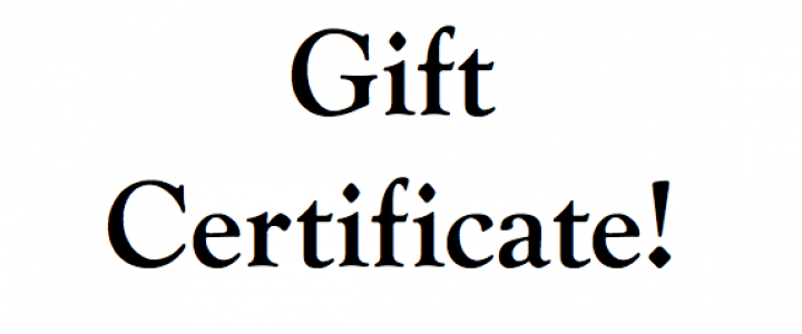 Gift Certificates - Gift Shop - Artwork Reproductions - Giclees, Paper Prints, Prints and Gift Store