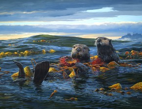 Sea Otters: Breakfast On The High Seas