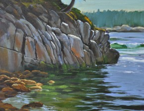 The Corner of West Beach: Calvert Island