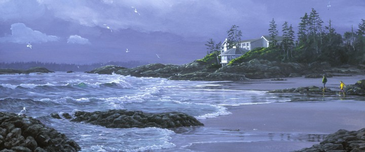 Wickaninnish Inn - Giclees - Artwork Reproductions - Giclees, Paper Prints, Prints and Gift Store