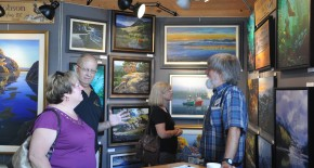 ARTSHOW - LANGLEY: West Fine Art Show