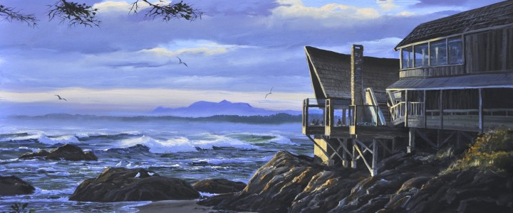 Wickaninnish Centre - Giclees - Artwork Reproductions - Giclees, Paper Prints, Prints and Gift Store
