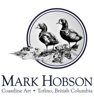 Mark Hobson � Coastline Art Inc. - West Coast Wildlife & Landscape Artist