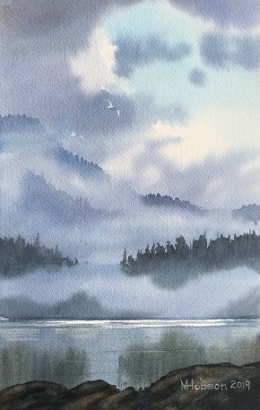 Inlet Mists